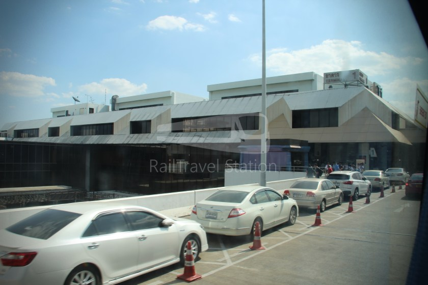 Don Mueang Airport Bus A1 Mo Chit BTS DMK 045