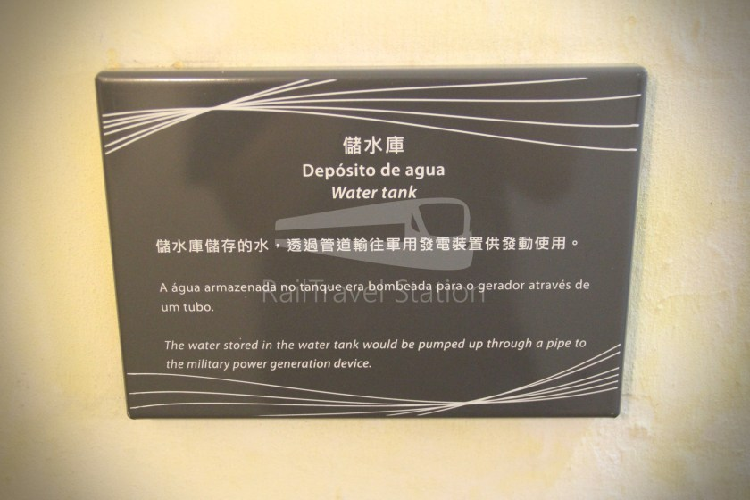 Guia Military Tunnel Complex A 007