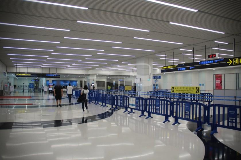 HZM Bus HZMB Macau Port HZMB Hong Kong Port 001