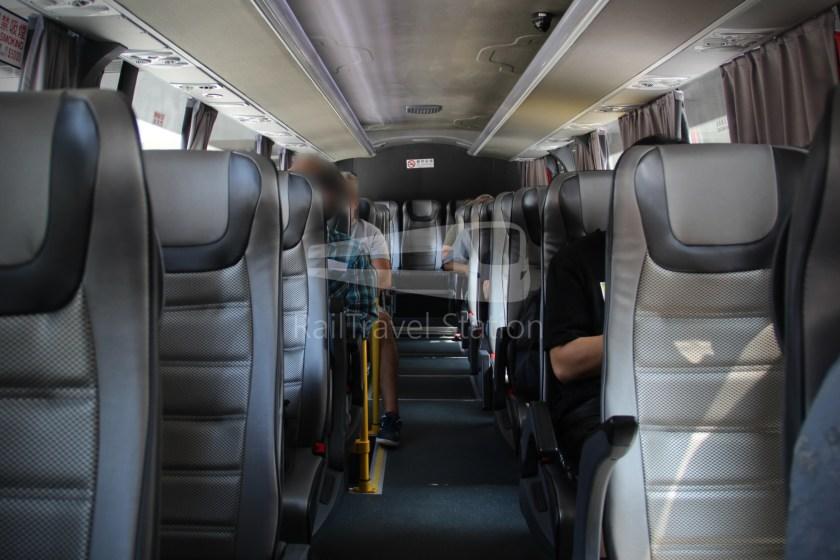 HZM Bus HZMB Macau Port HZMB Hong Kong Port 021