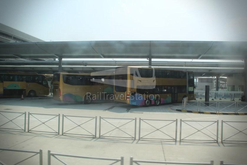 HZM Bus HZMB Macau Port HZMB Hong Kong Port 023