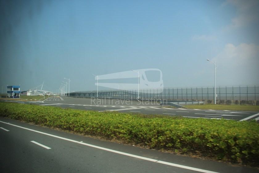 HZM Bus HZMB Macau Port HZMB Hong Kong Port 025