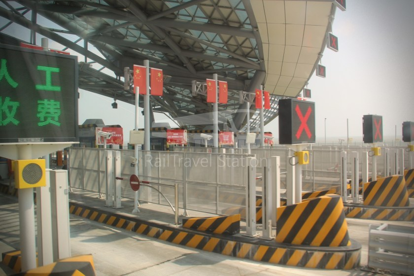 HZM Bus HZMB Macau Port HZMB Hong Kong Port 029