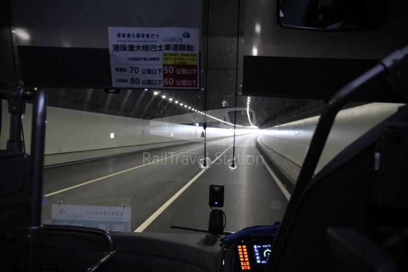 HZM Bus HZMB Macau Port HZMB Hong Kong Port 046