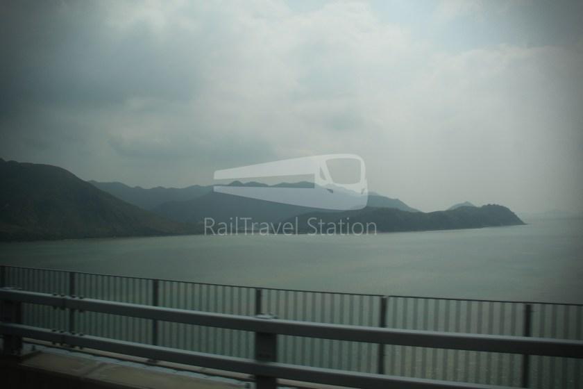 HZM Bus HZMB Macau Port HZMB Hong Kong Port 051
