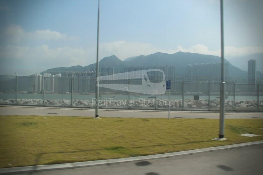 HZM Bus HZMB Macau Port HZMB Hong Kong Port 059