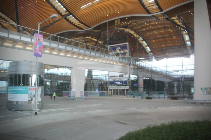 HZM Bus HZMB Macau Port HZMB Hong Kong Port 069