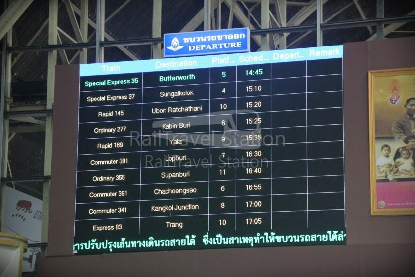London to Singapore Day 38 Bangkok to Padang Besar 01.JPG