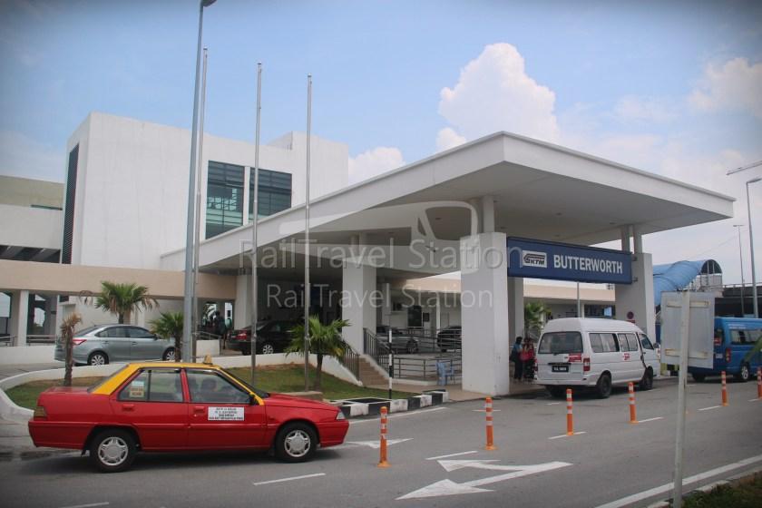 London to Singapore Day 39 Bangkok to Padang Besar to Kuala Lumpur 19