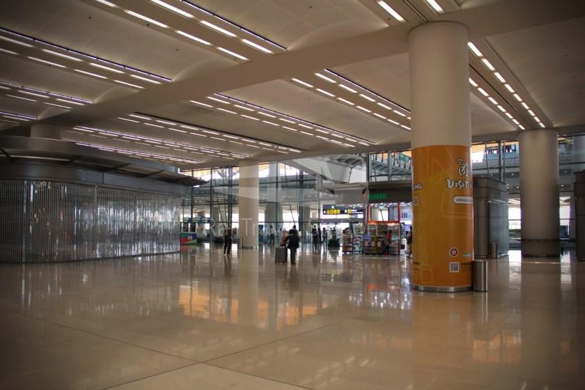 New Lantao Bus B4 HZMB Hong Kong Port Airport 003