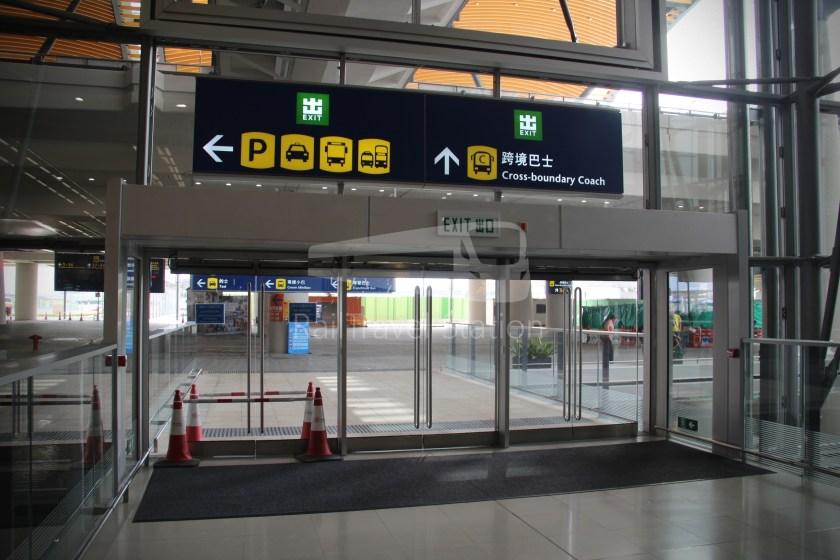 New Lantao Bus B4 HZMB Hong Kong Port Airport 005
