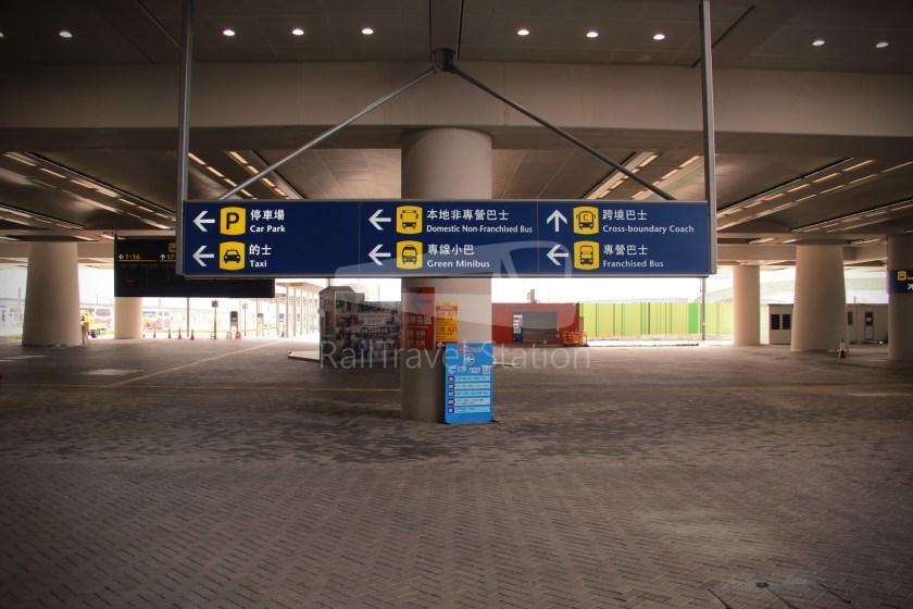 New Lantao Bus B4 HZMB Hong Kong Port Airport 006