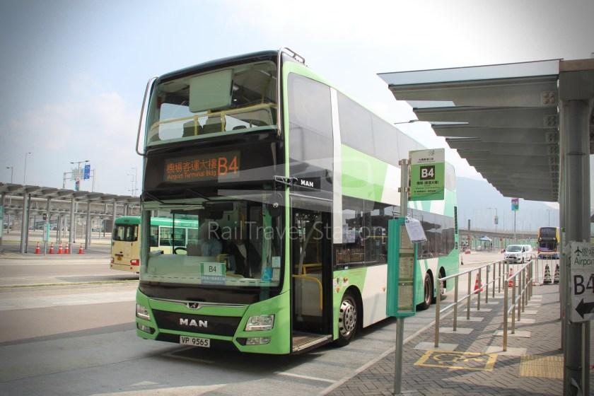 New Lantao Bus B4 HZMB Hong Kong Port Airport 013