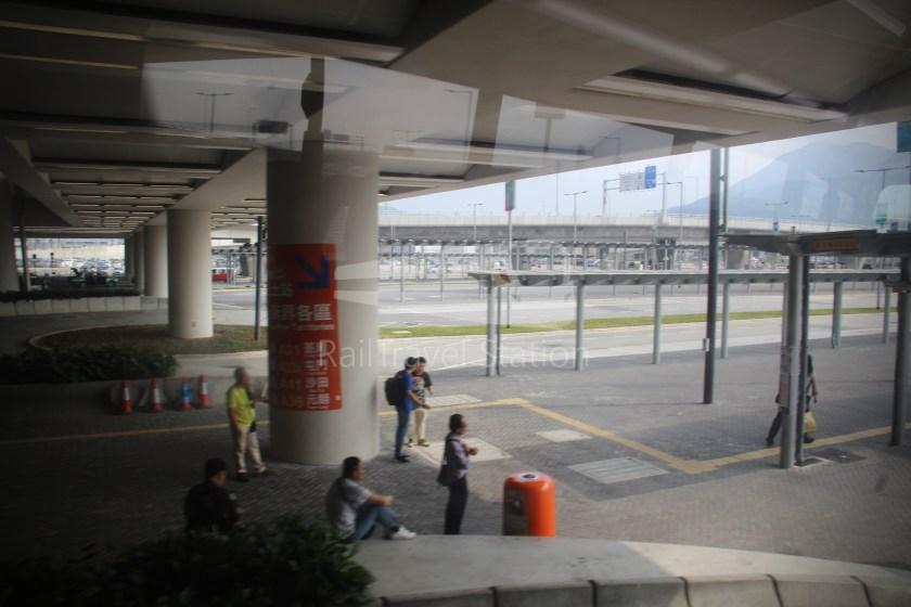 New Lantao Bus B4 HZMB Hong Kong Port Airport 025