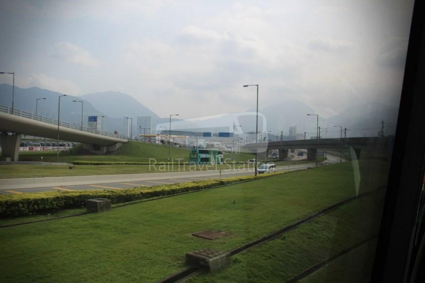New Lantao Bus B4 HZMB Hong Kong Port Airport 035