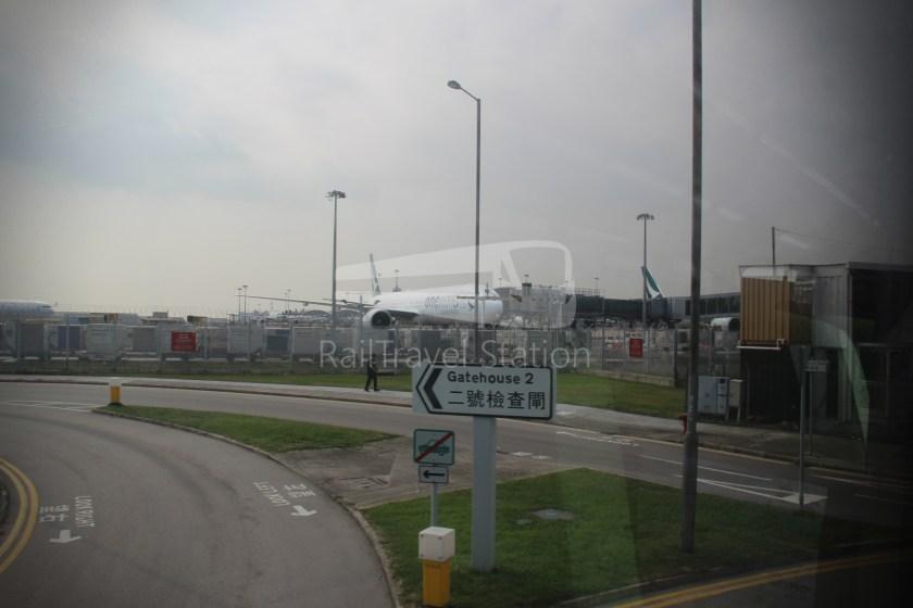 New Lantao Bus B4 HZMB Hong Kong Port Airport 037