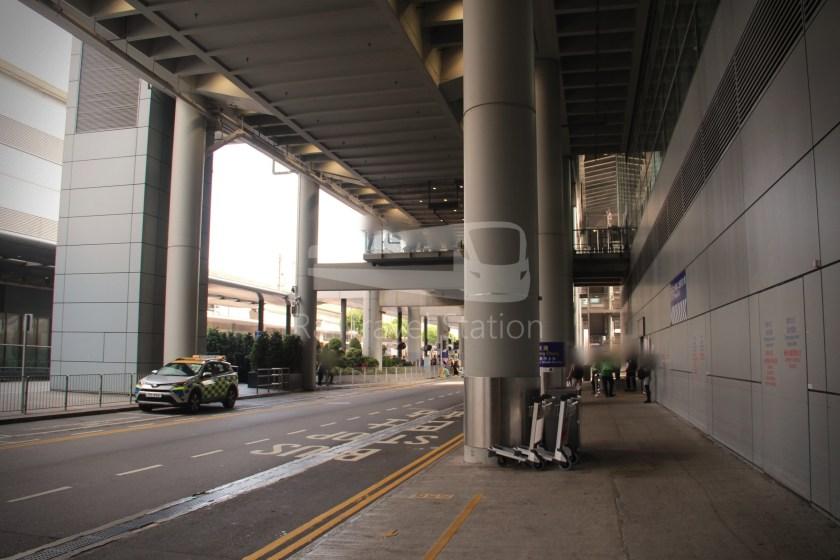 New Lantao Bus B4 HZMB Hong Kong Port Airport 044