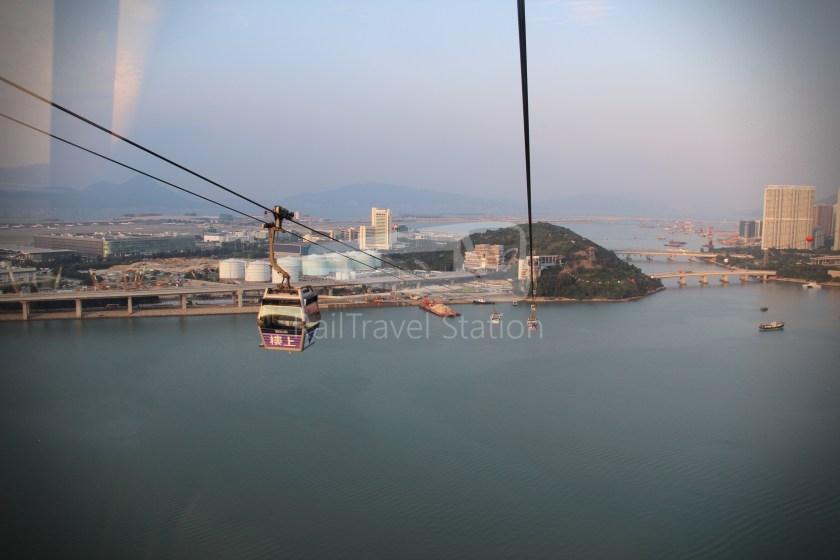 Ngong Ping 360 Cable Car Ngong Ping Tung Chung 031