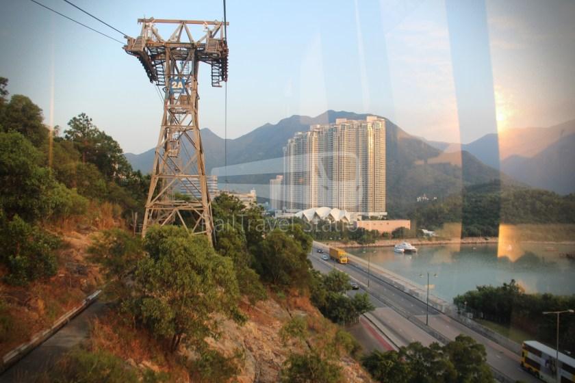 Ngong Ping 360 Cable Car Ngong Ping Tung Chung 038