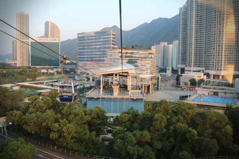 Ngong Ping 360 Cable Car Ngong Ping Tung Chung 042