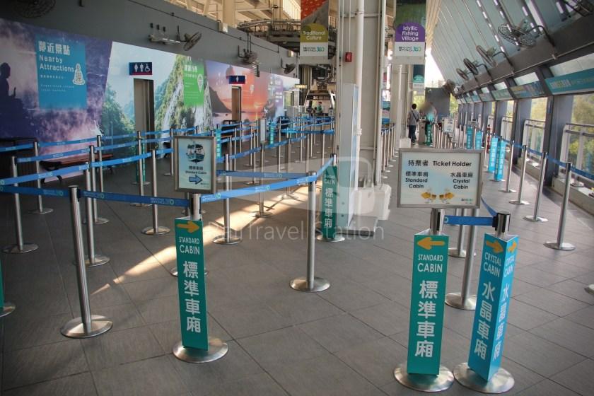 Ngong Ping 360 Cable Car Tung Chung Ngong Ping 011