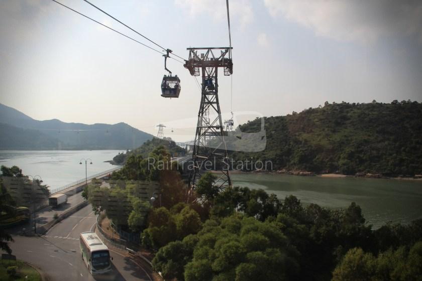 Ngong Ping 360 Cable Car Tung Chung Ngong Ping 020