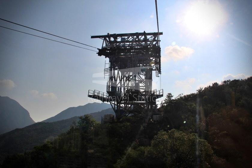Ngong Ping 360 Cable Car Tung Chung Ngong Ping 031