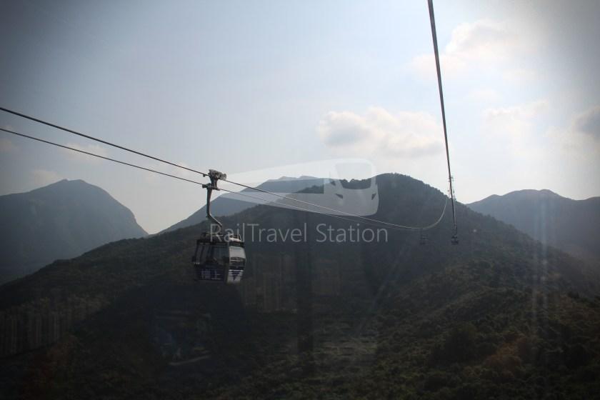 Ngong Ping 360 Cable Car Tung Chung Ngong Ping 032
