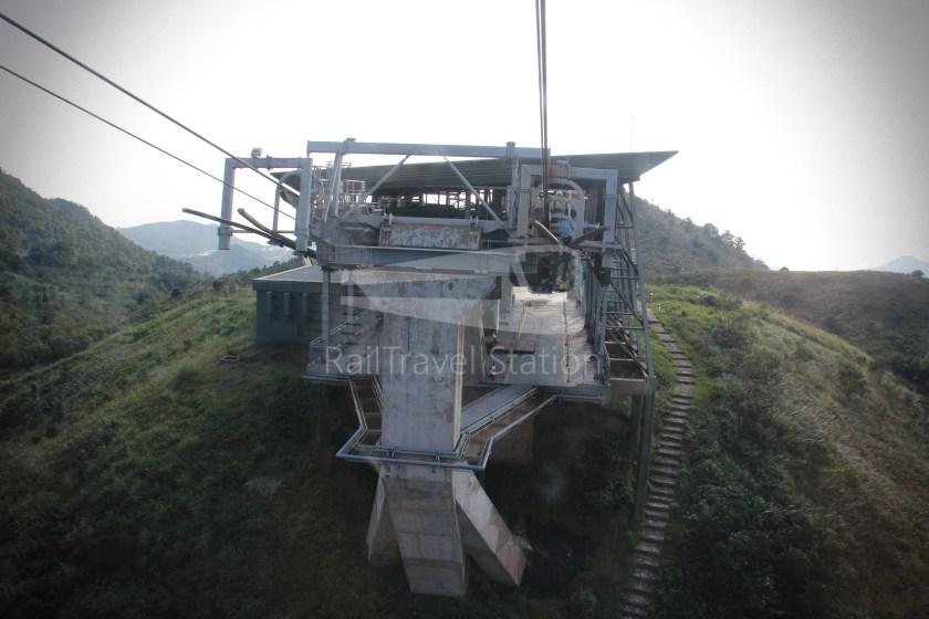 Ngong Ping 360 Cable Car Tung Chung Ngong Ping 037