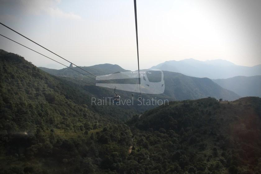 Ngong Ping 360 Cable Car Tung Chung Ngong Ping 040