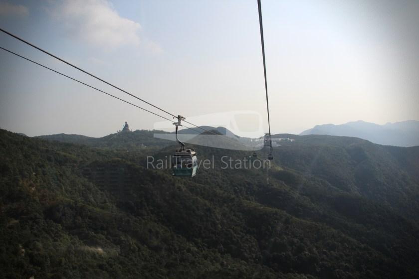 Ngong Ping 360 Cable Car Tung Chung Ngong Ping 043