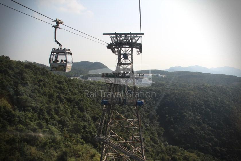 Ngong Ping 360 Cable Car Tung Chung Ngong Ping 044