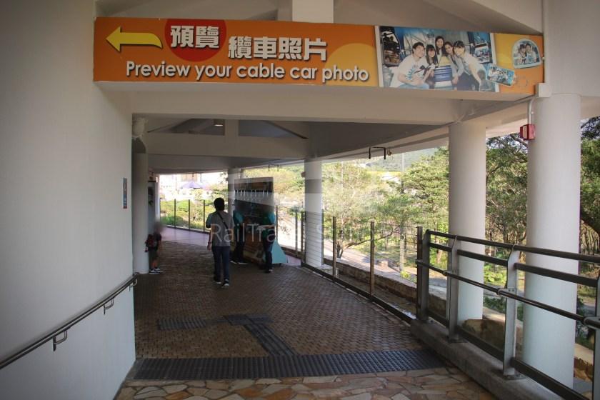 Ngong Ping 360 Cable Car Tung Chung Ngong Ping 057