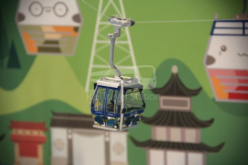 Ngong Ping 360 Cable Car Tung Chung Ngong Ping 061