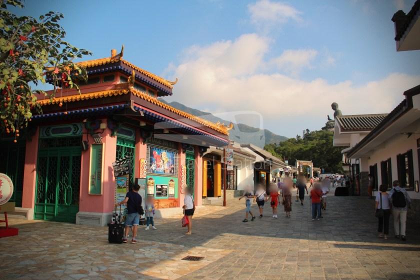 Ngong Ping Village 008