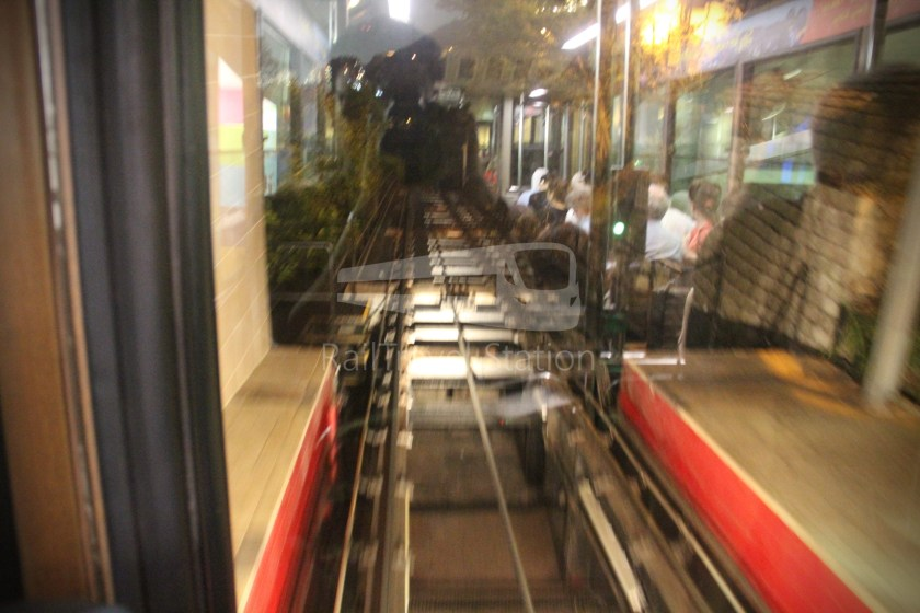 Peak Tram The Peak Garden Road New 019