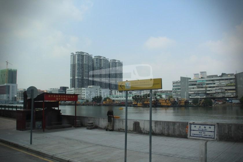 TCM 101X Praça Ferreira Amaral Posto Fronteiriço da Ponte Hong Kong–Zhuhai–Macau 015