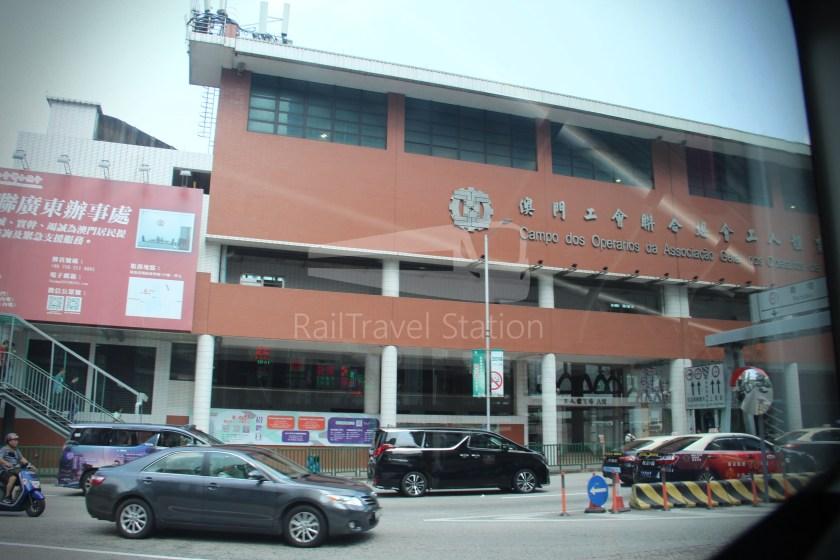 TCM 101X Praça Ferreira Amaral Posto Fronteiriço da Ponte Hong Kong–Zhuhai–Macau 020
