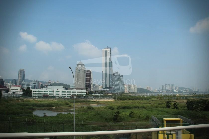 TCM 101X Praça Ferreira Amaral Posto Fronteiriço da Ponte Hong Kong–Zhuhai–Macau 024