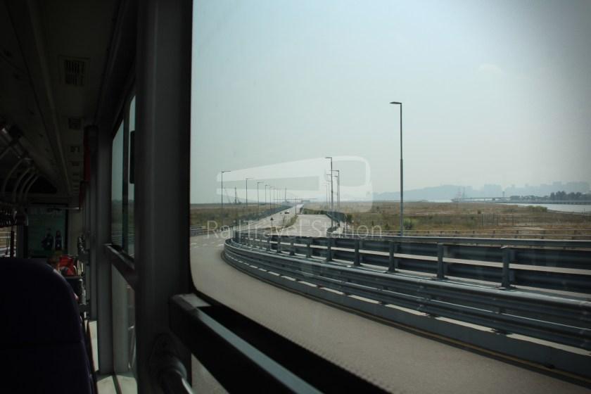 TCM 101X Praça Ferreira Amaral Posto Fronteiriço da Ponte Hong Kong–Zhuhai–Macau 030