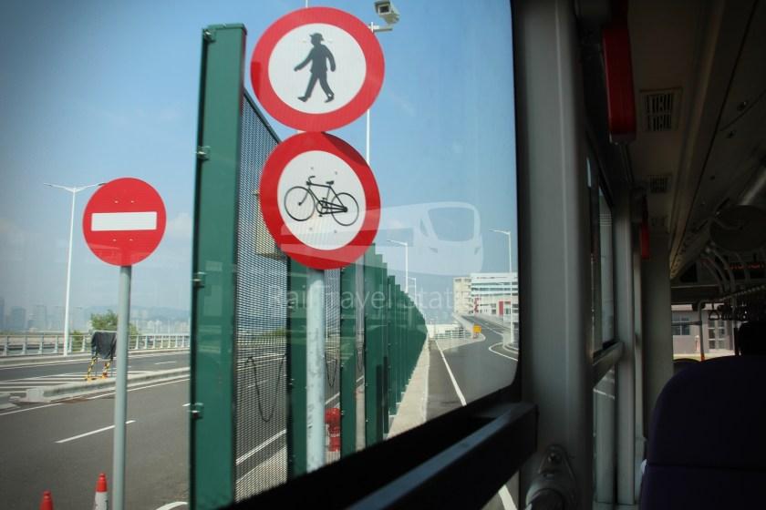 TCM 101X Praça Ferreira Amaral Posto Fronteiriço da Ponte Hong Kong–Zhuhai–Macau 037