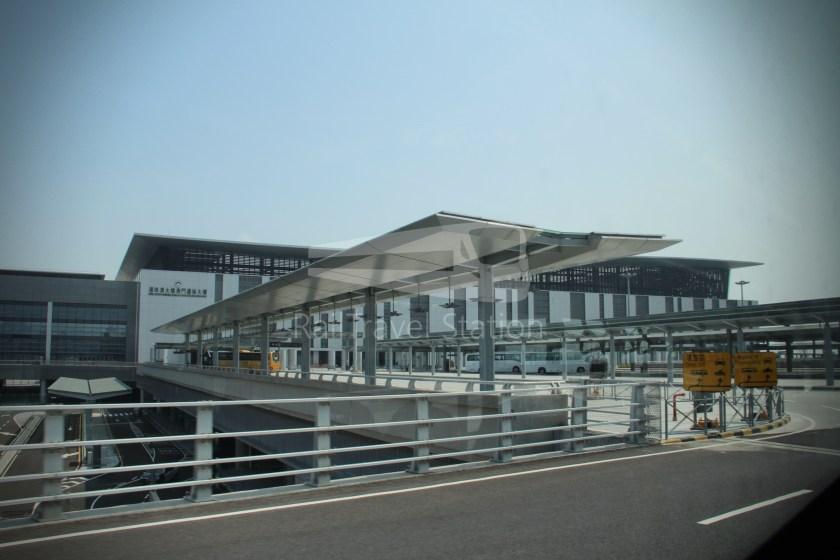 TCM 101X Praça Ferreira Amaral Posto Fronteiriço da Ponte Hong Kong–Zhuhai–Macau 043