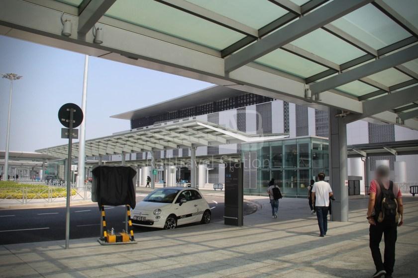 TCM 101X Praça Ferreira Amaral Posto Fronteiriço da Ponte Hong Kong–Zhuhai–Macau 047