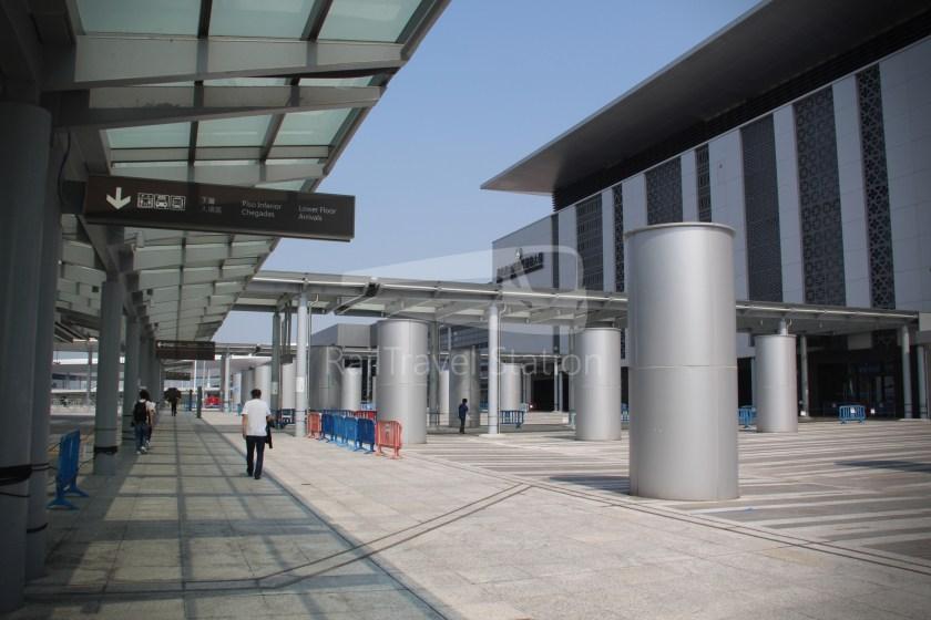 TCM 101X Praça Ferreira Amaral Posto Fronteiriço da Ponte Hong Kong–Zhuhai–Macau 049