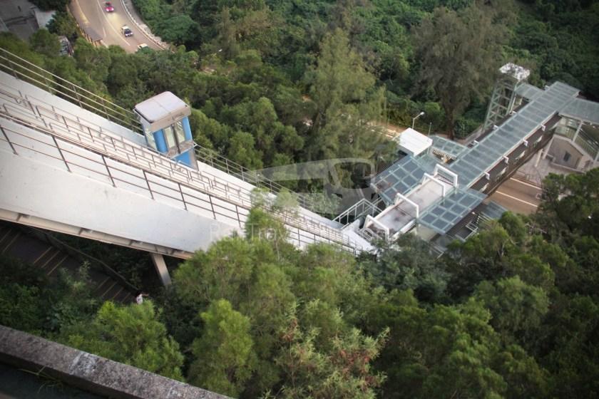Taipa Grande Hill Inclined Lift Miradouro da Colina da Taipa Grande Estrada Governador Nobre De Carvalho 002