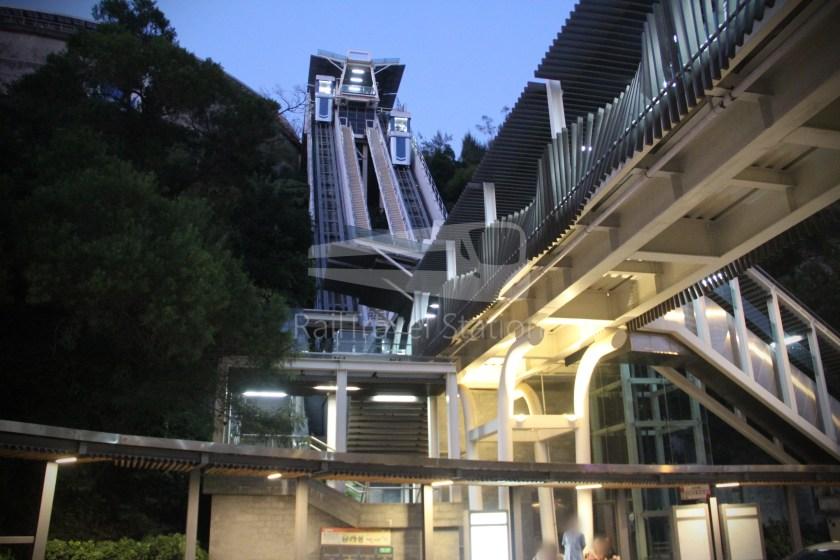 Taipa Grande Hill Inclined Lift Miradouro da Colina da Taipa Grande Estrada Governador Nobre De Carvalho 030