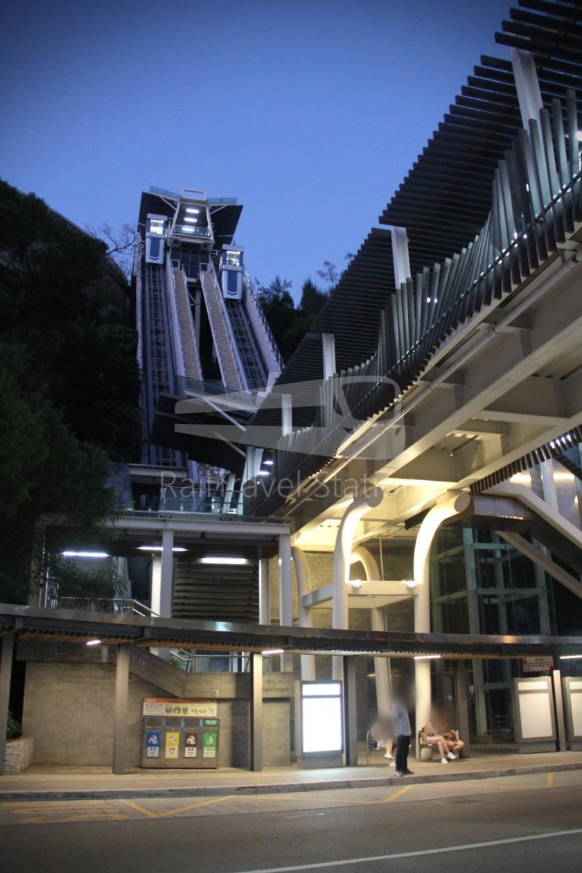 Taipa Grande Hill Inclined Lift Miradouro da Colina da Taipa Grande Estrada Governador Nobre De Carvalho 031