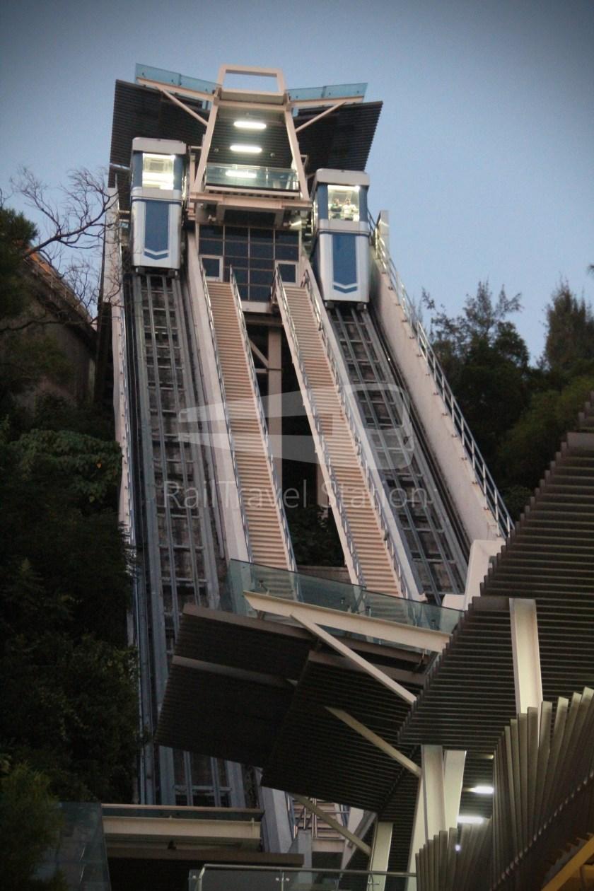 Taipa Grande Hill Inclined Lift Miradouro da Colina da Taipa Grande Estrada Governador Nobre De Carvalho 032