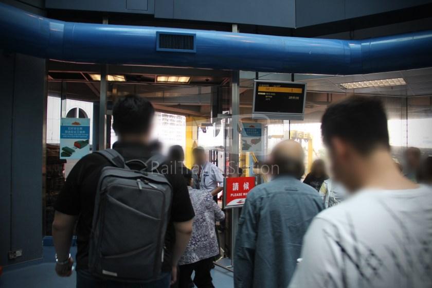 TurboJET Hong Kong Macau Ferry Terminal Macau Outer Harbour Ferry Terminal 023