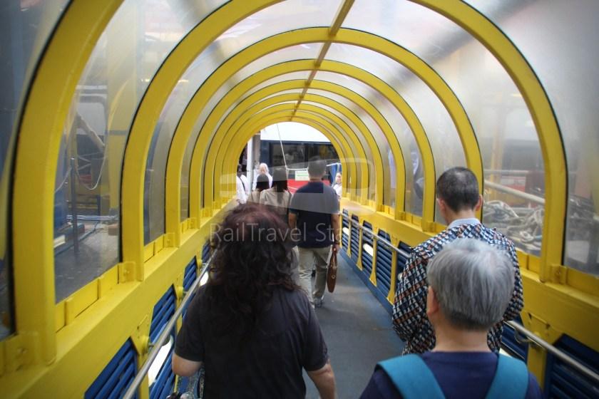 TurboJET Hong Kong Macau Ferry Terminal Macau Outer Harbour Ferry Terminal 027